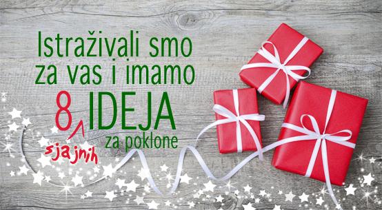 ideje za novogodišnje poklone