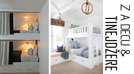 moderni kreveti na sprat