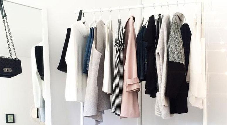 otvoreni garderober