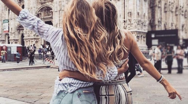 putovanje sa prijateljicama