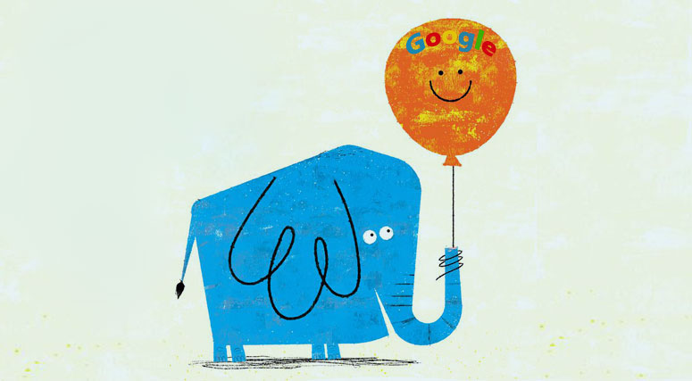 google rođendan