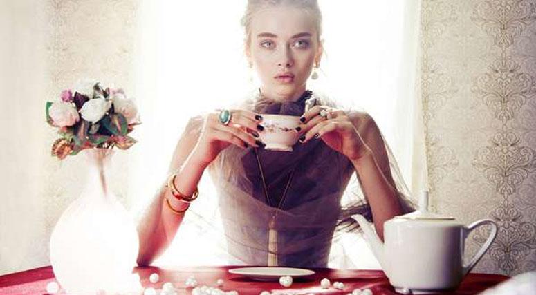 čaj u pet