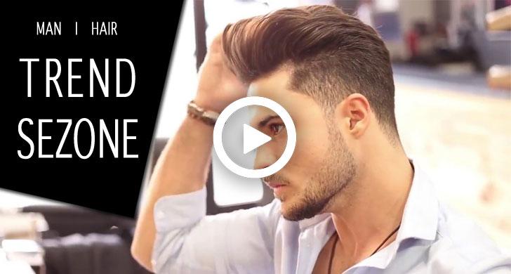 frizura za poslovnog muškarca